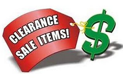 Closeouts / Clearance Items