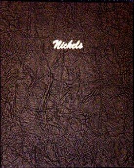 Dansco Album Nickels Plain 140 ports #DN7117
