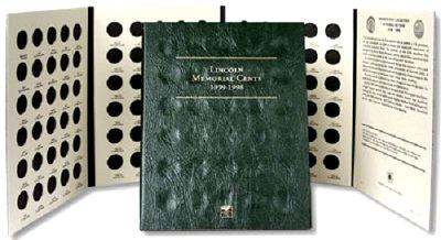Littleton Lincoln Memorial Cent Folder 1959-1998 LCF1