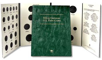 Littleton Twentieth Century U.S. Type Coin LCF27