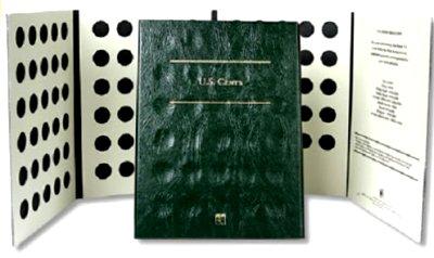 Littleton Blank Cent Folder LCFC