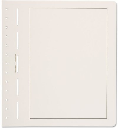 Lighthouse Blank Pages - with Black Boderline LHPGBL19