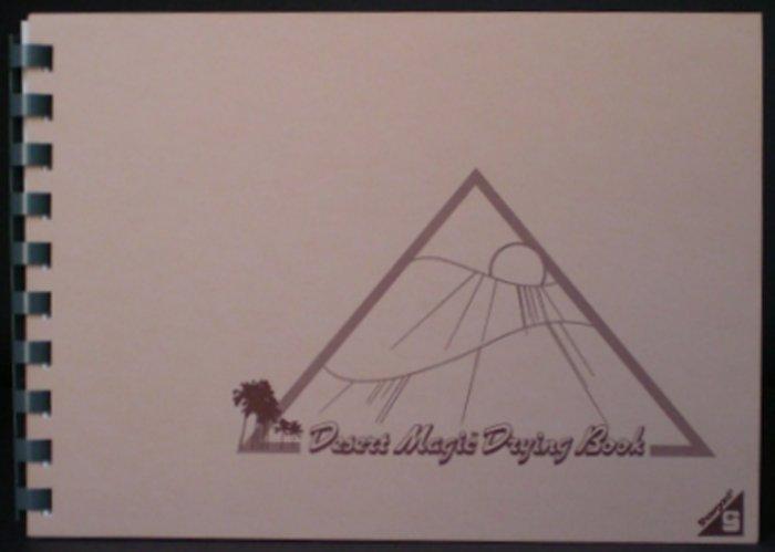 Showgard Desert Magic Drying Book 8 1/4 x 6 SH506