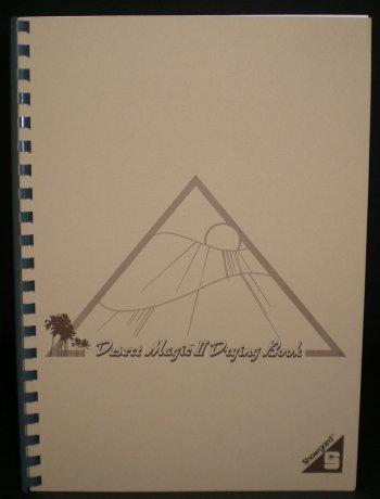 Showgard Desert Magic Drying Book 8 1/4 x 11 3/4 SH507