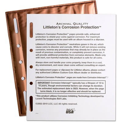 Littleton Corrosion Protection Pages (set of 2) LCPCX910