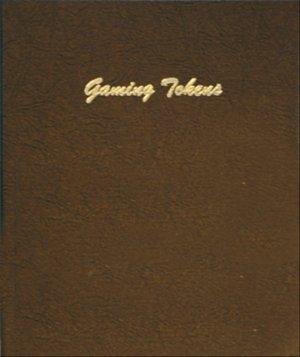 Dansco Album Gaming Token 9 Vinyl Pages, 12 2x2 pockets DN7006