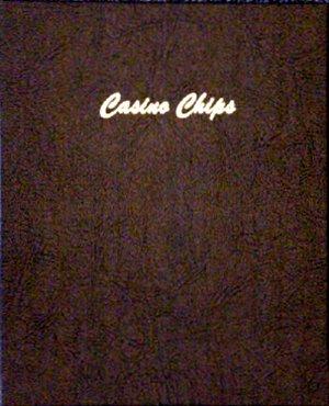Dansco Album Casino Chips Plain 5 pages, 45 ports DN7007