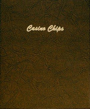 Dansco Album Casino Chips 9 Vinyl Pages, 12 2x2 pockets DN7008