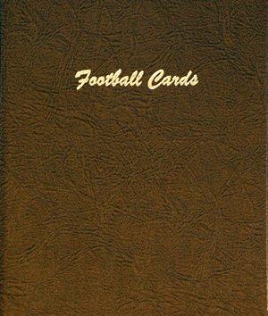 Dansco Album Football Cards 15 Vinyl Pages w/4 pockets each DN7017