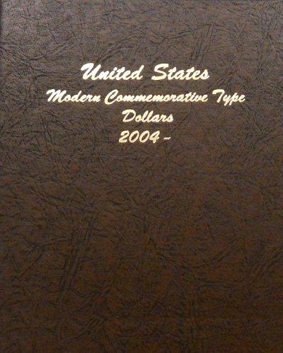 Dansco Album Modern Commemorative Type - Dollar 2004-2011 DN70622