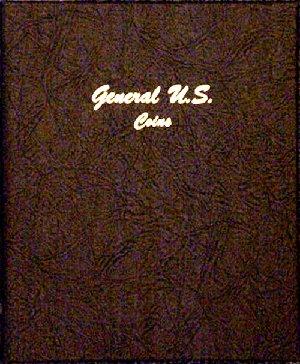 Dansco Album General US Coins DN7080