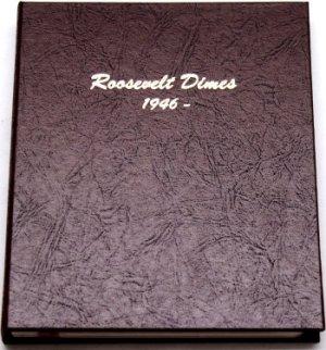 Dansco Album Roosevelt Dimes 1946-2026P DN7125