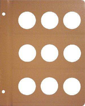 Dansco 38mm Size Pages DNPG38mm