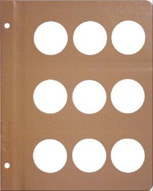 Dansco 41mm Size Pages DNPG41mm