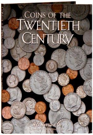 HE Harris Coin Folder Coins of the Twentieth Century HECF2700