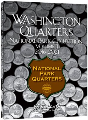 HE Harris National Park Quarters #2, PD, 60 Coin, 2016-2021 HECF2881