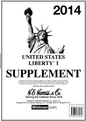 H.E.Harris U.S. Liberty 1 2015 Supplement HELIB115