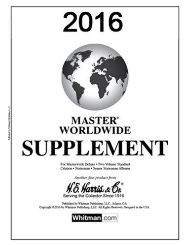 H.E.Harris Master World 2016 Supplement HEMW16