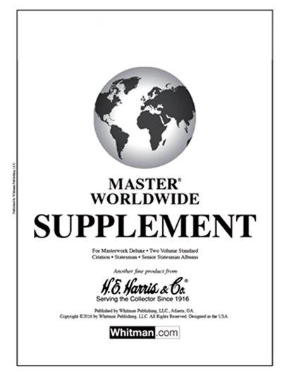 H.E.Harris Master World 2014 Supplement HEMW14