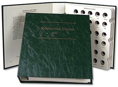 Littleton Roosevelt Dime Album 1946-2012, Volume 1 LCA03
