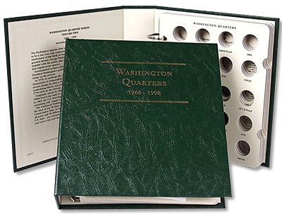 Littleton Washington Quarter Album No. 2 1968-1998 LCA15