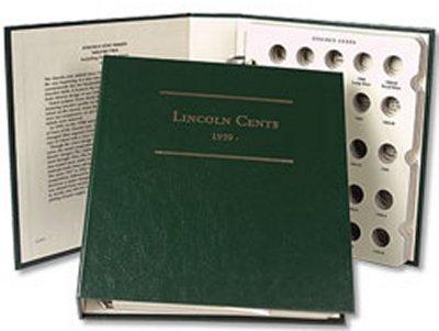 Littleton Lincoln Memorial Cent Album 1959-2011, Volume 1 LCA19