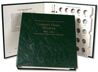 Littleton Liberty Nickel Album 1883-1912 LCA23