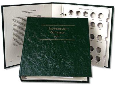 Littleton Jefferson Nickel Album No. 2 1976-2006 LCA29
