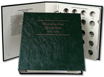 Littleton Washington Quarter Album No. 1 1932-1967 LCA04