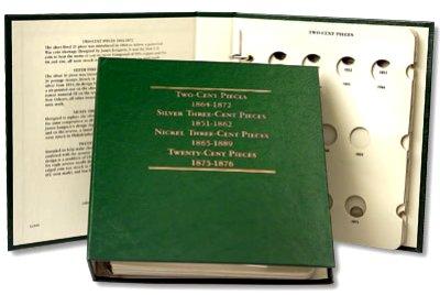 Littleton 2, 3  20 Cent Pieces Album LCA40