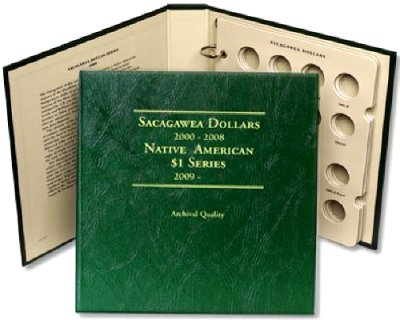 Littleton Sacagawea Album 2000-2008/Native American 2009-Date  PDS LCA59