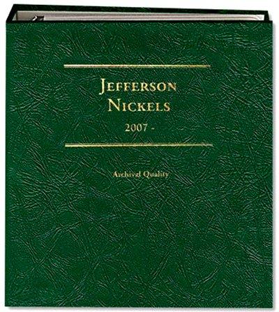 Littleton Jefferson Nickel Album No. 3 2007-date LCA72