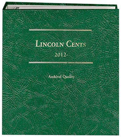 Littleton Lincoln Memorial Cent Album 2012-Date, Volume 2 LCA76