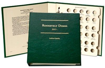 Littleton Roosevelt Dime Album 2012-Date, Volume 2 LCA77