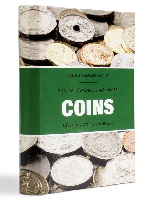Lighthouse Pocket Album for Coins LHCAPKTALB