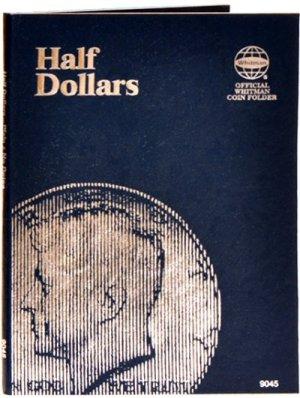 Whitman Halves - Plain Folder #WH9045