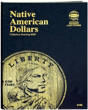 Whitman Native American Dollars, 2009-12D PD WH3163