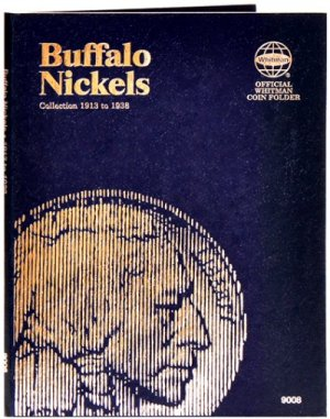 Whitman Buffalo Nickels, 1913-1938 WH9008
