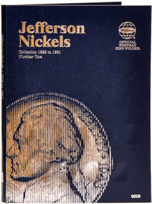 Whitman Jefferson Nickels #1, 1938-1961 WH9009