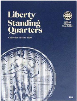 Whitman Liberty Standing Quarters, 1916-1930 WH9017