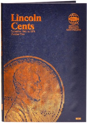 Whitman Lincoln Cents #2, 1941-1974 WH9030