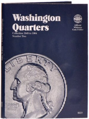 Whitman Washington Quarters #2, 1948-1964 WH9031